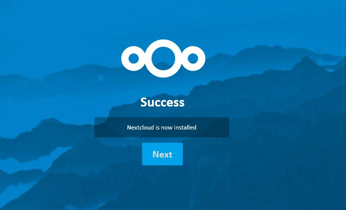 How to install nextcloud 13 within plesk | Markus' Blog