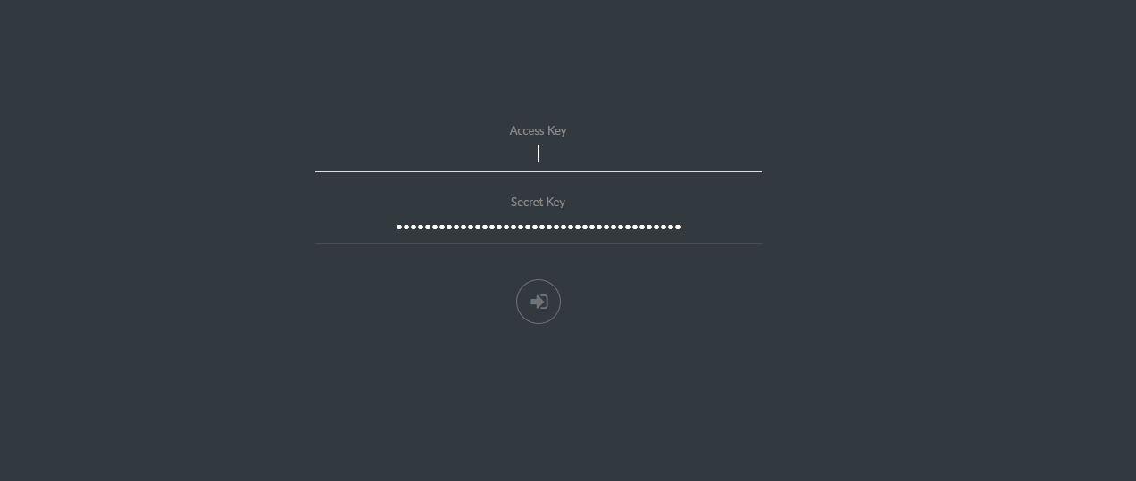 How to securely deploy minio S3 Object Storage with docker