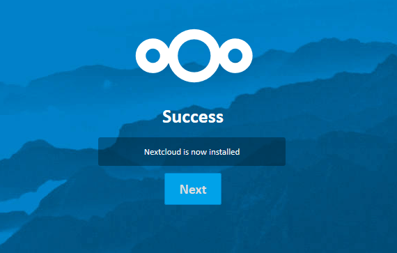 In this Howto I will show you to install Nextcloud 16 on a Plesk VPS